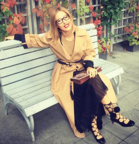 Ксения Собчак не хотела заводить детей, так как это изменило бы ее жизнь
