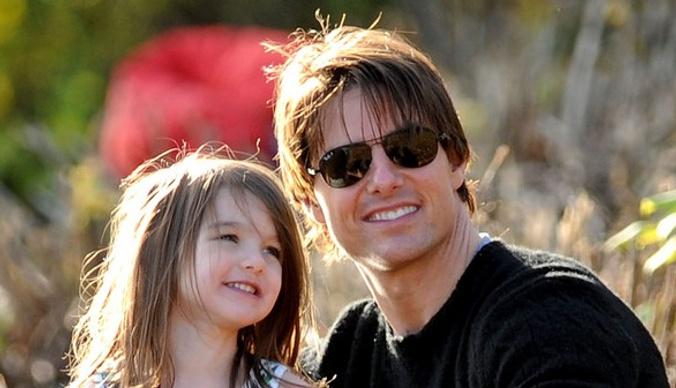 Малышка на миллион: как менялся стиль дочери Тома Круза