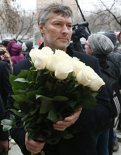 Мэр Екатеринбурга Евгений Ройзман