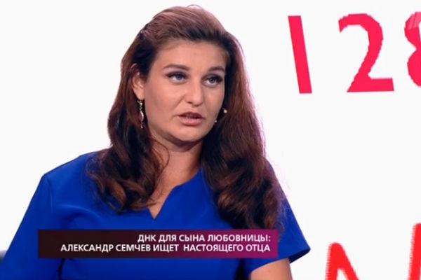 Наталья давно пожалела о том, что вспомнила про давний роман с Семчевым