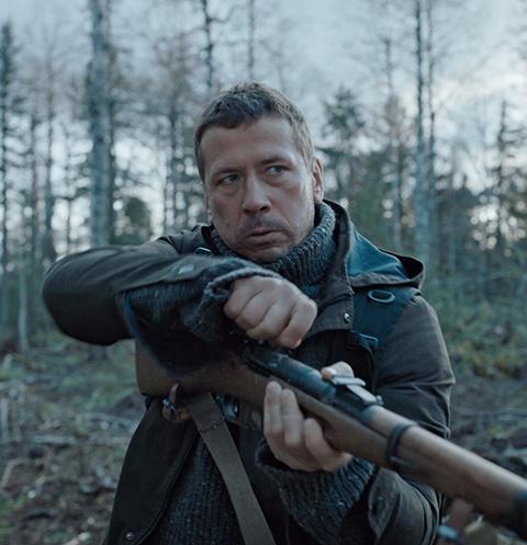 Андрей Мерзликин сыграл одну из главных ролей в сериале.