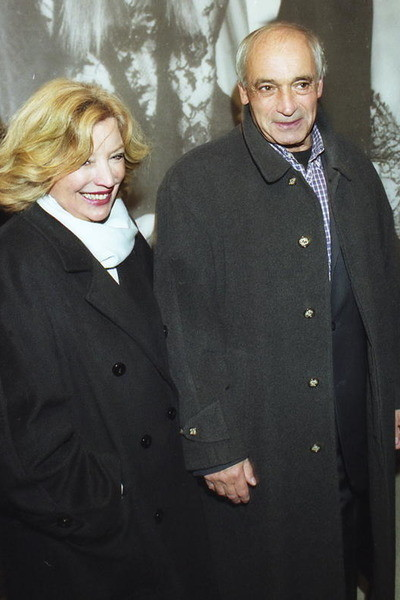 Актер прожил с Остроумовой более 20 лет