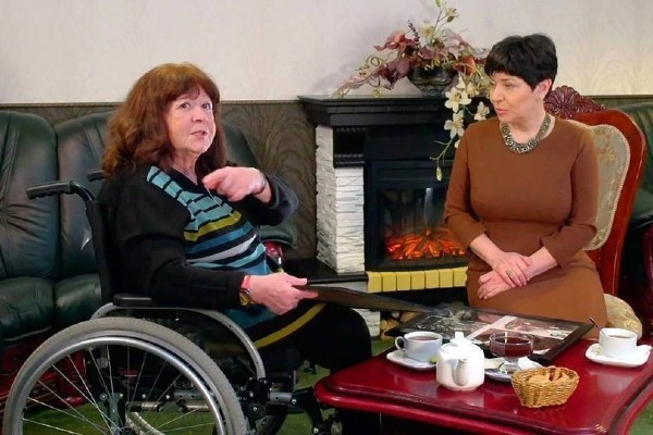 Последние годы Тамара Дегтярева провела в инвалидном кресле