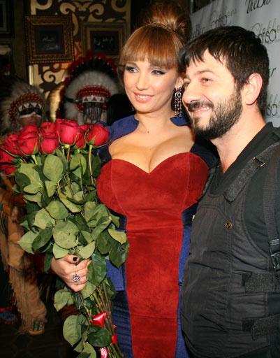 Анфиса Чехова и Михаил Галустян