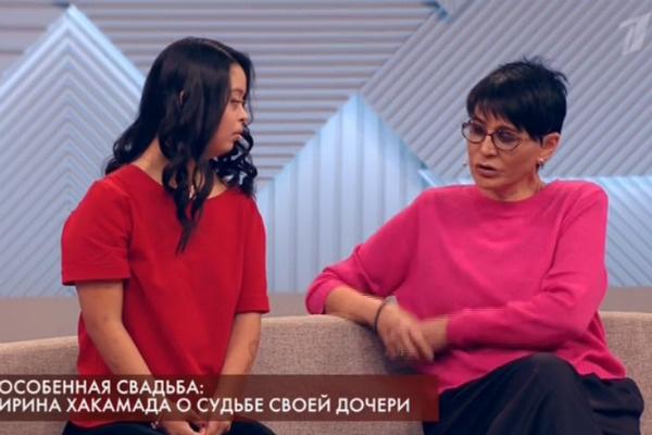 Ирина считает, что ей не стоит скрывать дочь
