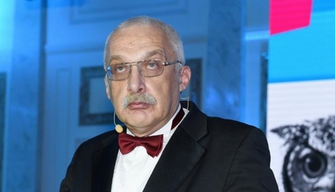 Александр Друзь ушел на пенсию после скандала на Первом канале