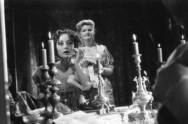 Ольга Кабо сыграла герцогиню де Шеврез