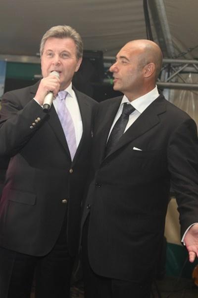 Лев Лещенко инвестировал в бизнес вместе с Игорем Крутым