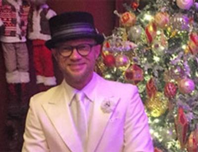 Дмитрий Хрусталев устроил на новогодней вечеринке грязные танцы