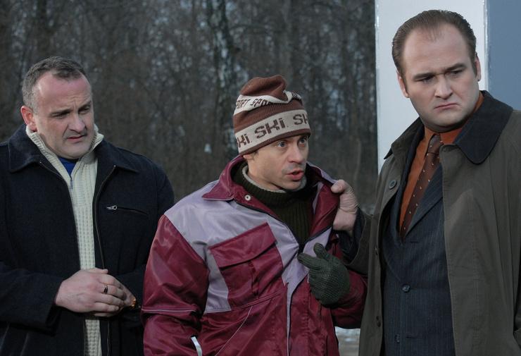 Иван Рыжиков активно снимается в сериалах