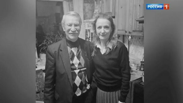 Иван Краско и бывшая возлюбленная его сына Маргарита Звонарева