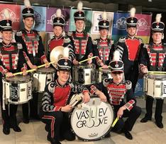 Школа барабанщиков Vasiliev Groove продолжает набор учеников