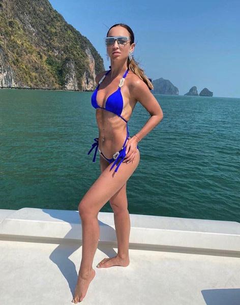 Ольга Бузова не рассказывает, что именно произошло с ее грудью