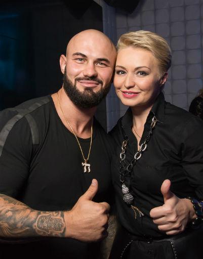 Джиган и Катя Лель