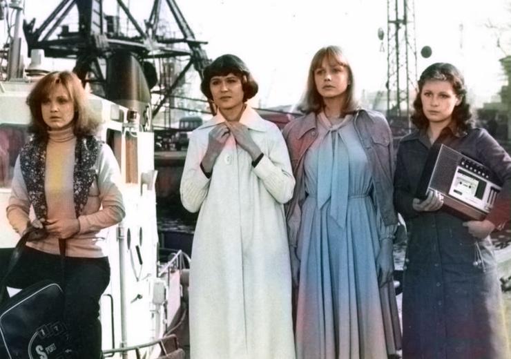 Фильм «Берегите женщин» вышел в 1981-м