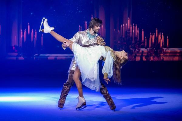 Петр Чернышев участвует в ледовых шоу, чтобы обеспечить супруге достойный уход
