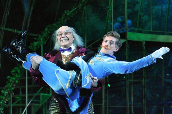 Валерий Никитенко посвятил жизнь театру