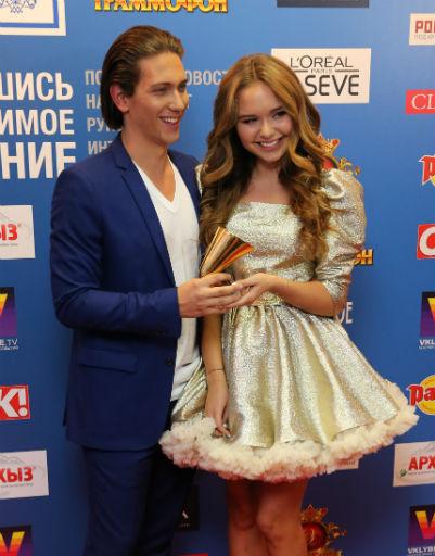 ЮрКисс и Стефания Маликова