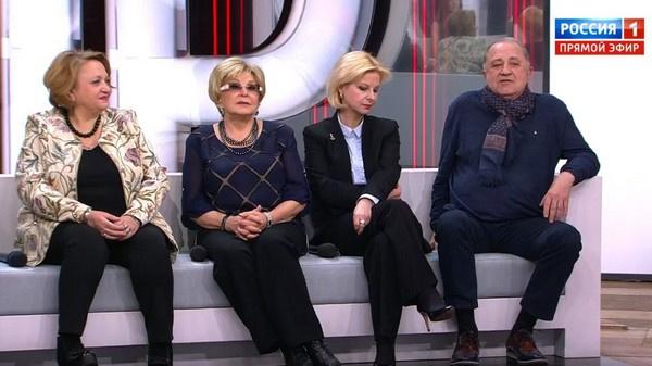 Гости эфира, посвященного Олегу Анофриеву