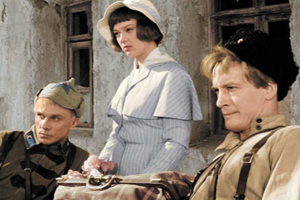 Роль Любы Трофимовой стала вершиной кинокарьеры актрисы