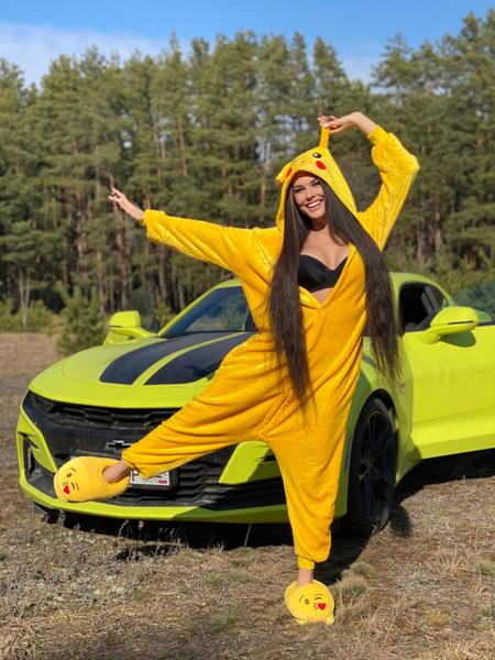 Ира купила машину Shevrolet Camaro