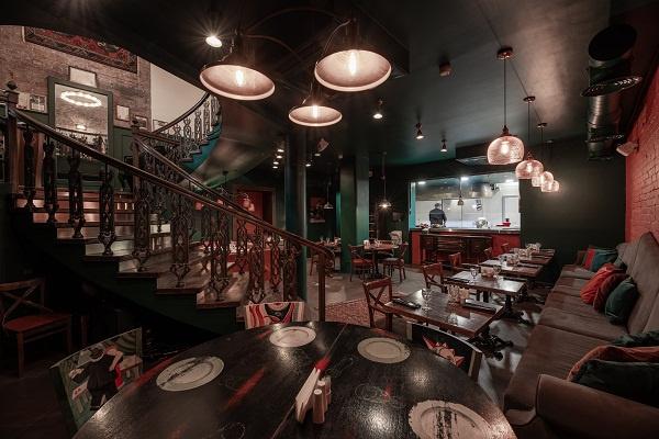 В заведениях Гаяне посетителей ожидают не только вкуснейшие блюда, но и уютная атмосфера