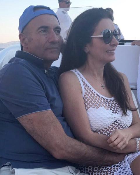 Ольга заботится о здоровье мужа
