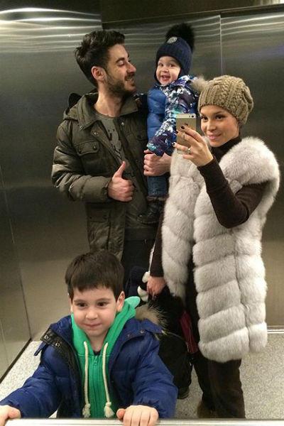 Юлия и Тигран обеспокоены тем, что их наследники слишком часто болеют
