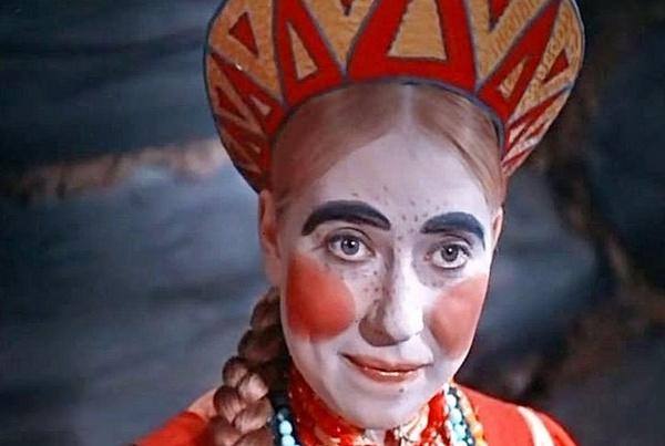 Инна Чурикова сыграла множество ярких ролей в кино