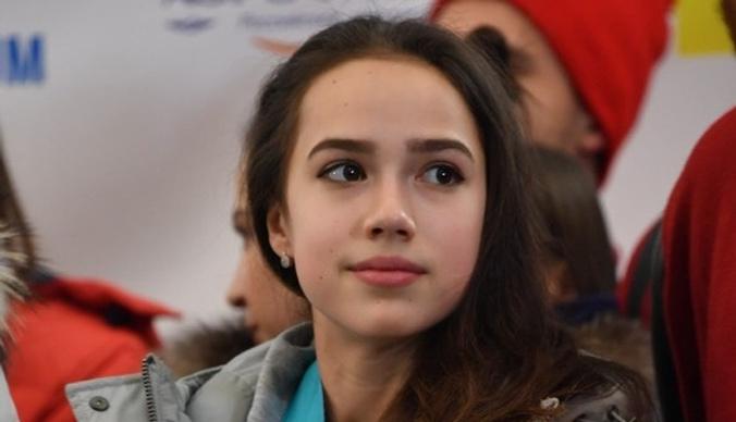 Алина Загитова морила себя голодом перед соревнованиями