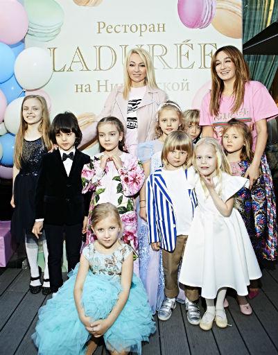 Благотворительное мероприятие с детьми из фонда «Подарок Ангелу»