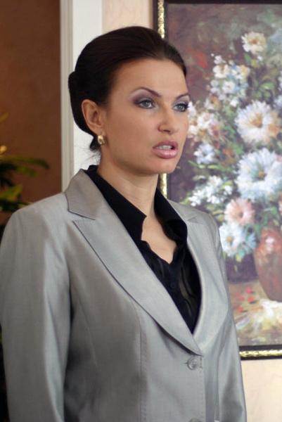 Эвелина Бледанс сыграла в сериале властную хозяйку борделя