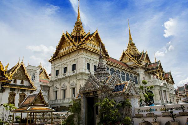 Большой королевский дворец Бангкока