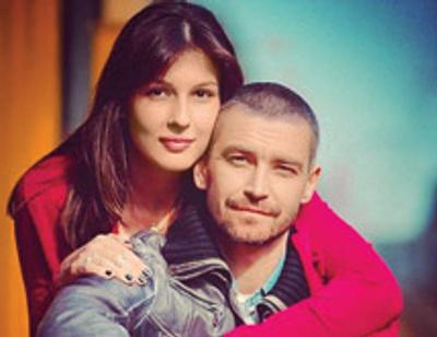 Лидер группы «Uma2rmaН» Владимир Кристовский женился во второй раз