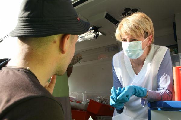 Доктор Лиза всегда спешила на помощь людям