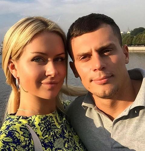 Марина Африкантова и Иван Барзиков