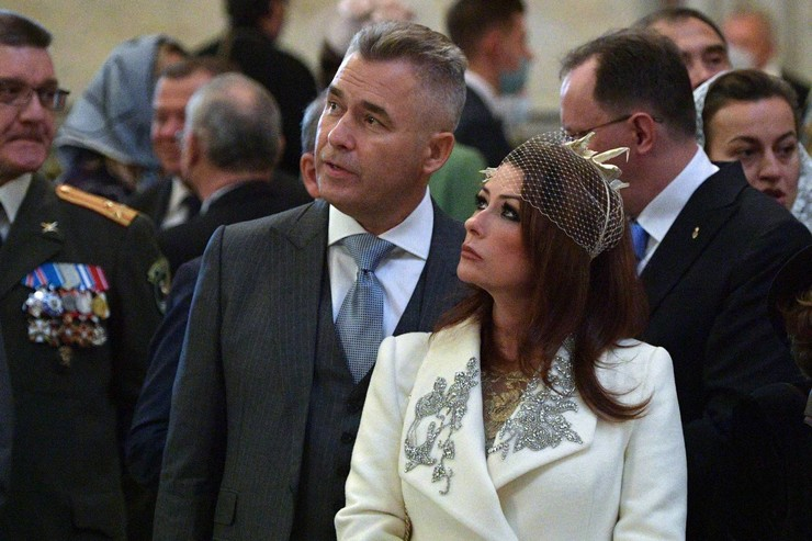 Гости восхитились красотой венчания