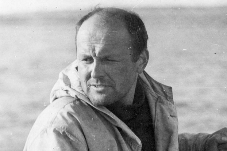 Эдгар Дубровский написал сценарий к фильму «Холодное лето 53-го»