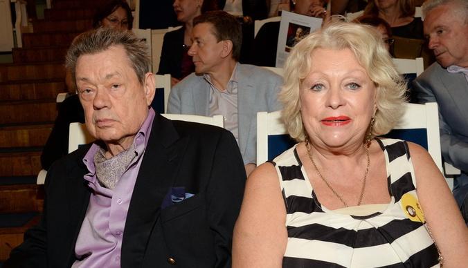 Вдова Николая Караченцова госпитализирована с переломом