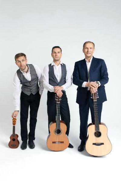 Иван, Виктор и Федор Добронравовы