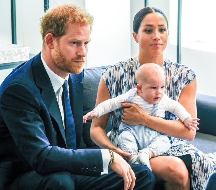 Семью принца Гарри ждет новое разоблачение