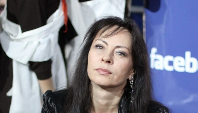 Марину Хлебникову госпитализировали после смерти мужа