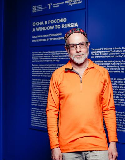 художник Дмитрий Гутов