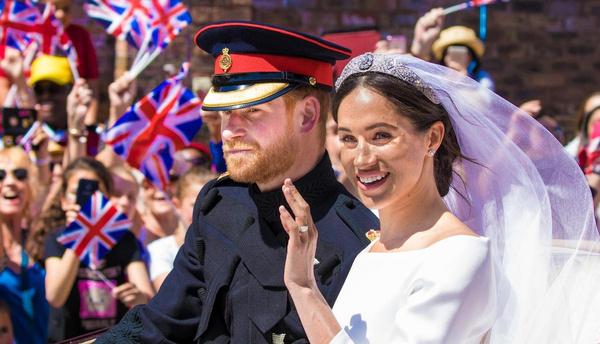 Принц Гарри и Меган Маркл начинают самостоятельную жизнь