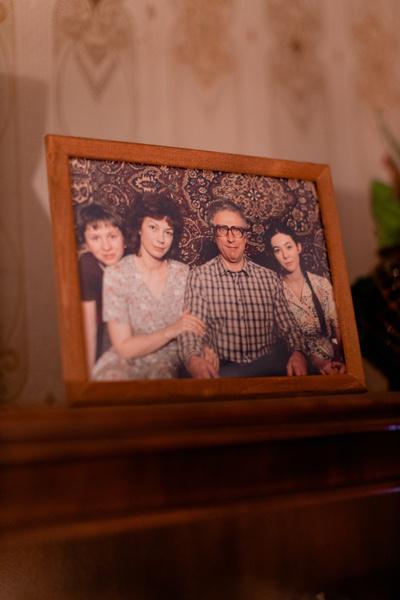 В проекте рассказывается не только о зверствах Чикатило, но и о его семье.
