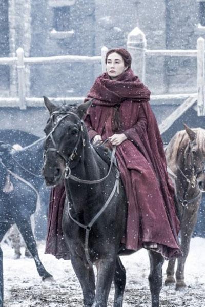 Кэрис Ван Хаутен не жалеет, что в «Игре престолов» ей достался персонаж, которого все ненавидят