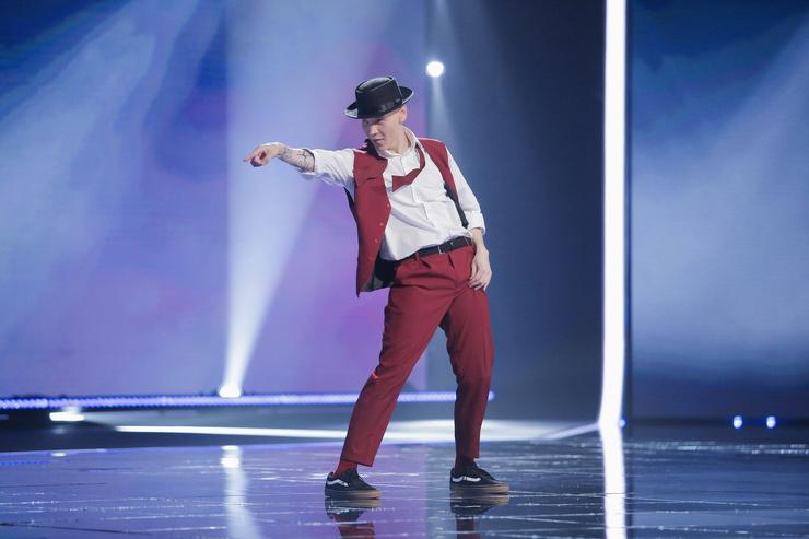 Роберт Амиров не раз заявлял, что его кумир - Майкл Джексон