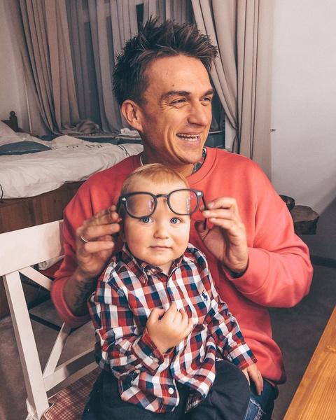 Супруг и сын Регины Тодоренко