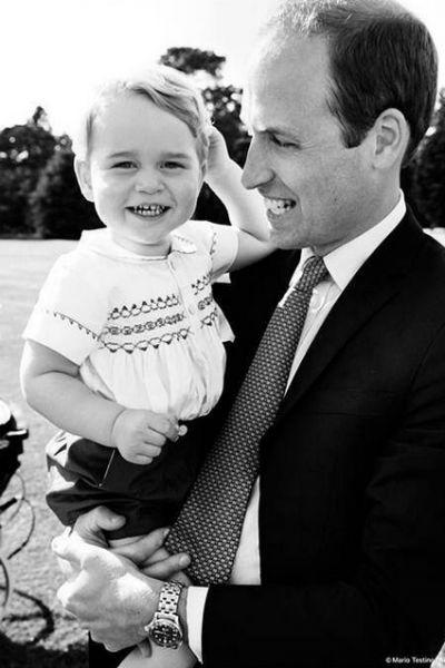 Новости: Принцу Георгу исполнилось два года – фото №2