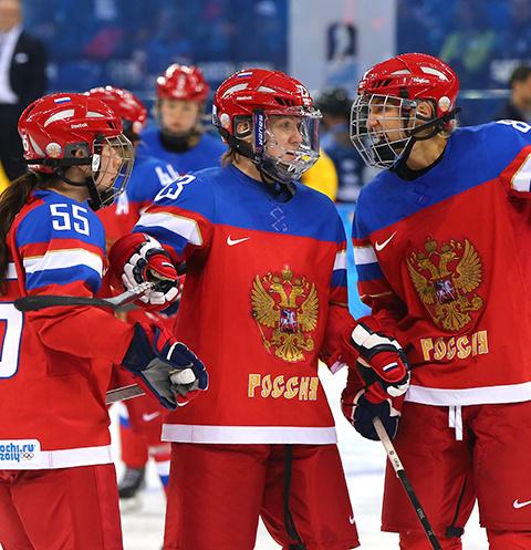 МОК аннулировал результат женской хоккейной сборной на Олимпийских играх-2014